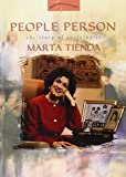 O'Connell, Diane: People Person: The Story of Sociologist Marta Tienda (Women's Adventures in Science)