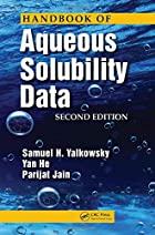 Handbook of aqueous solubility data by…