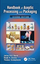 Handbook of Aseptic Processing and…