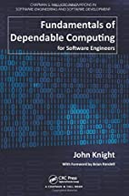 Fundamentals of Dependable Computing for…