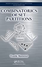 Combinatorics of Set Partitions (Discrete…