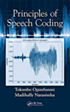 Principles of Speech Coding by Tokunbo…