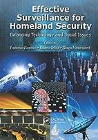 Effective Surveillance for Homeland…