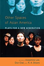 Asian American Plays for a New Generation by…