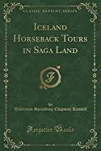 Iceland; horseback tours in Saga land by…