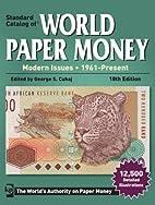 2013 Standard Catalog of World Paper Money -…