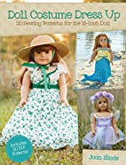 Doll Costume Dress Up: 20 Sewing Patterns…