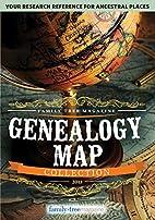 Family Tree Magazine Genealogy Map…