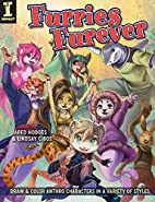 Furries Furever: Draw and Color Anthro…