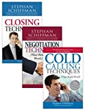 Schiffman, Stephan: Stephan Schiffman Sales Techniques Bundle