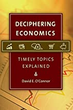 Deciphering Economics: Timely Topics…