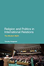 Religion and politics in international…