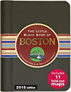 Little Black Book of Boston, 2015 Edition by…