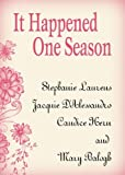 Hern, Candice: It Happened One Season (Playaway Adult Fiction)