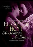 Hoyt, Elizabeth: To Seduce a Sinner (Playaway Adult Fiction)