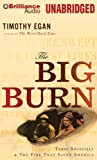 Egan, Timothy: The Big Burn: Teddy Roosevelt & the Fire That Saved America