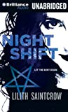 Saintcrow, Lilith: Night Shift (Jill Kismet Series)