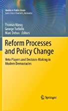 Reform Processes and Policy Change Veto…