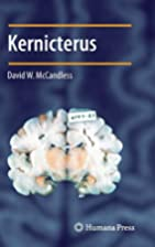 Kernicterus by David W. McCandless