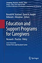 Education and Support Programs for…