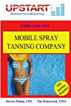 Mobile Spray Tanning Company by Tim…