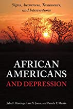 African Americans and Depression: Signs,…