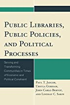 Public Libraries, Public Policies, and…