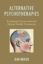Alternative psychotherapies : evaluating…