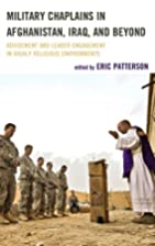 Military Chaplains in Afghanistan, Iraq, and…