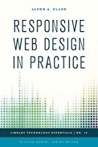 Responsive Web Design in Practice (Library…