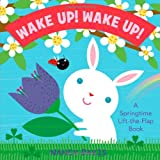 Davis, Kathryn Lynn: Wake Up! Wake Up!: A Springtime Lift-the-Flap Book (Springtime Life-The-Flap Books)