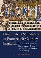 Illuminators & Patrons in Fourteenth-Century…