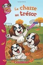 Puppy in My Pocket : La chasse au trésor by…