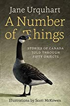 A Number of Things: Stories of Canada Told…