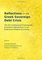 Reflections on the Greek Sovereign Debt…
