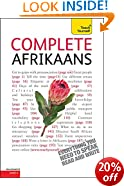 Complete Afrikaans Beginner to Intermediate Course: (Book only) Learn to read, write, speak and understand a new language with Teach Yourself (Teach Yourself Complete)