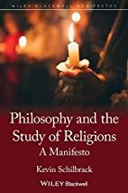 Philosophy and the Study of Religions: A…