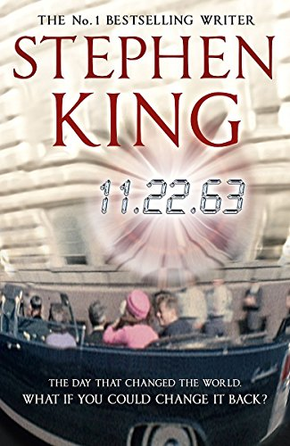 Cover of 11.22.63 by Stephen King