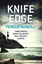 Knife Edge (DI Harland) by Fergus McNeill