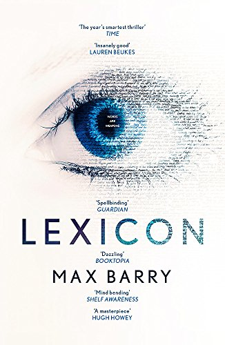 Cover of Lexicon by Max Barry