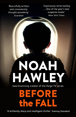 Cover of Before the Fall by Noah Hawley
