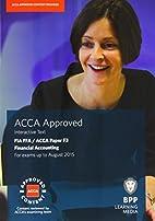 FIA Foundations of Financial Accounting FFA…