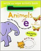 Write and Wipe Activity - Animals (Write &…