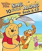 Disney Winnie the Pooh Sing Along Book