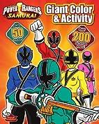Power Rangers Samurai: Giant Color &…