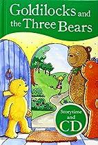 Goldilocks & the 3 Bears Book & CD