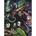 Monster Encyclopedia - Monsters, Zombies,…