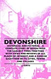 Curtis, J.: Devonshire - Historical And Pictorial - A Complete Story Of Devon From The Earliest Times Together With Views And Reviews Of All Places Of Interest ... Gazetteer Of Its Cities, Towns And Villages