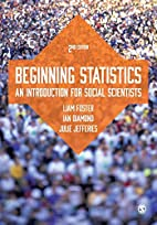 Beginning Statistics: An Introduction for…