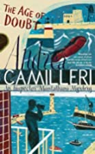 The Age of Doubt (Montalbano 14) by Andrea…